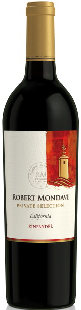 Robert Mondavi Private Selection Zinfandel 2013