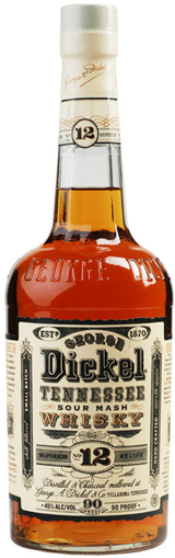 George Dickel No. 12 Sour Mash Tennessee Whisky