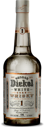 George Dickel No. 1 White Corn Whisky