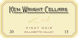 Ken Wright Willamette Valley Pinot Noir 2013