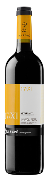 Buil & Gine 17xi Montsant 2011