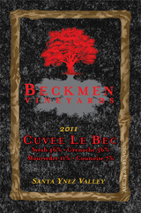 Beckmen Vineyards Cuvee Le Bec 2012