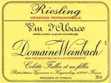 Domaine Weinbach Reserve Personnelle Riesling 2013