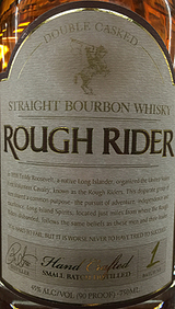 Long Island Spirits Rough Rider Straight Bourbon