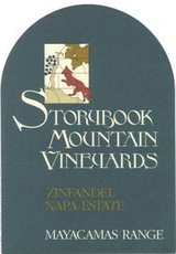 Storybook Mountain Vineyards Mayacamas Range Zinfandel 2012