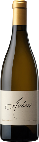 Aubert Larry Hyde & Sons Chardonnay 2013