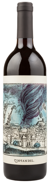 Force of Nature Zinfandel 2013