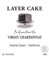 Layer Cake Virgin Chardonnay 2013