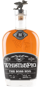 WhistlePig The Boss Hog Single Barrel Rye Whiskey 13 year old
