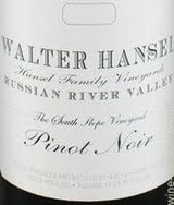 Walter Hansel South Slope Pinot Noir 2013