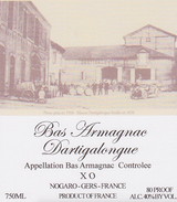 Dartigalongue Bas Armagnac XO
