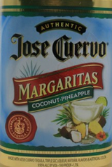 Jose Cuervo Authentic Cuervo Coconut Pineapple Margarita