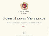 Hartford Court Four Hearts Vineyard Chardonnay 2013