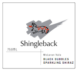 Shingleback Black Bubbles Sparkling Shiraz