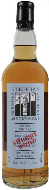 Kilkerran Work In Progress 5 Sherry Wood Single Malt Scotch Whisky