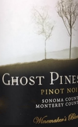 Ghost Pines Pinot Noir 2013