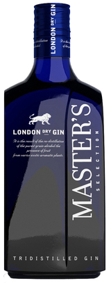 Master's Selection London Dry Gin