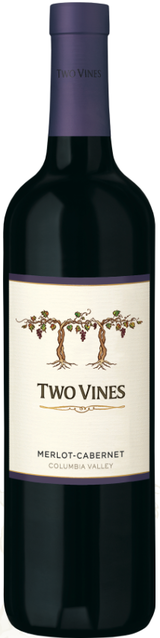 Columbia Crest Two Vines Merlot Cabernet 2010