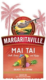 Margaritaville Ready To Drink Mai Tai