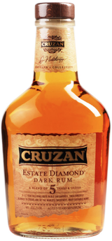 Cruzan Estate Diamond Rum Dark 5 year old