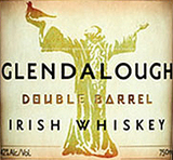 Glendalough Distillery Double Barrel Irish Whiskey 4 year old