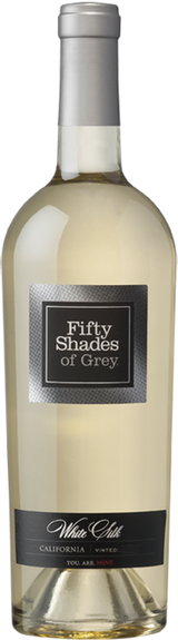 Fifty Shades of Grey White Silk 2013