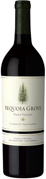 Sequoia Grove Napa Valley Cabernet Sauvignon 2012