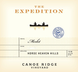 Canoe Ridge Expedition Merlot 2013