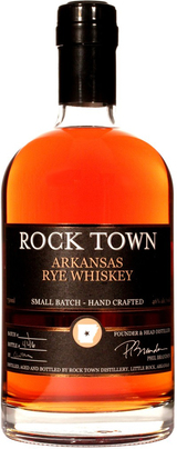 Rock Town Distillery Rye Whiskey