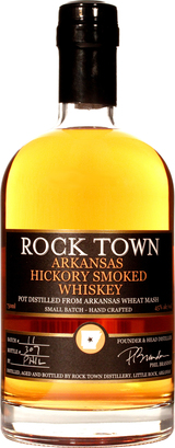 Rock Town Distillery Arkansas Hickory Smoked Whiskey