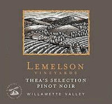 Lemelson Thea's Selection Pinot Noir 2013
