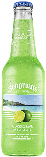 Seagram's Coolers Escapes Classic Margarita