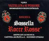 Arpepe Sassella Rocce Rosse 2001