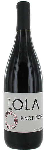 Lola Wines Russian River Valley Pinot Noir 2013