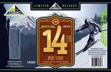 Eddyline Brewing 14'er Java Stout