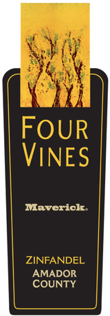 Four Vines Maverick Zinfandel 2012