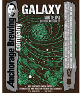 Anchorage Brewing Galaxy White IPA