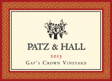 Patz & Hall Gaps Crown Vineyard Pinot Noir 2013