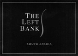 Neil Ellis The Left Bank 2013