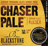 Blackstone Brewery Chaser Pale