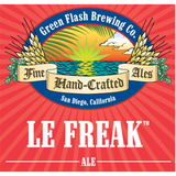 Green Flash Brewing Company Le Freak
