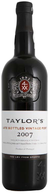 Taylor Fladgate Late Bottled Vintage Port 2007