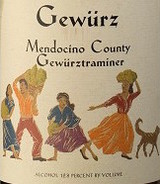 Alexander Valley Vineyards Gewurz 2014