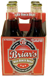 Briar's Red Birch Beer