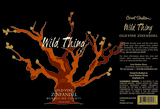Carol Shelton Wild Thing Old Vine Zinfandel 2013