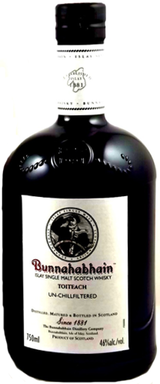 Toiteach Bottled by Bunnahabhain Un-Chill Filtered Single Malt Scotch Whisky