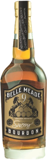 Belle Meade Sherry Cask Finish Bourbon 9 year old