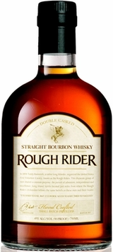 Long Island Spirits Rough Rider Double Cask Strength Bourbon