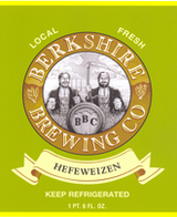 Berkshire Brewing Hefeweizen