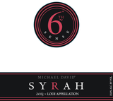 Michael David 6th Sense Syrah 2013